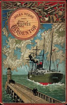 Jules Verne Books French Hetzel Covers Andrew Nash