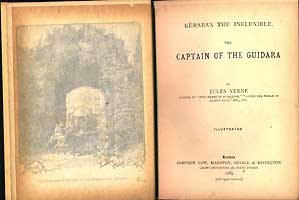 Captain of the Guidara - Title Page