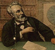 Jules Verne - French author - 1828-1905