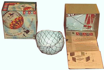 Adams Plastic Model Balloon