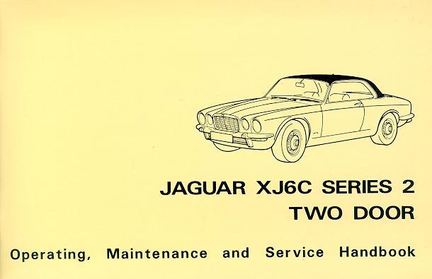 xjc the jaguar xj coupes xj12c xj6c 1975 1977 rh julesverne ca jaguar xj service manual jaguar xjs service manual pdf