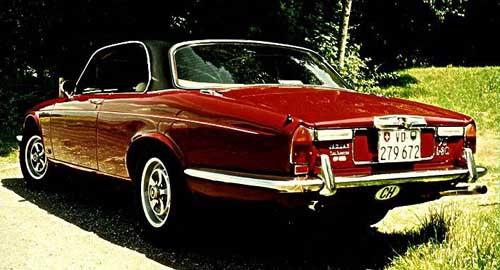 Xjc the jaguar xj coupes xj12c amp xj6c 1975 1977